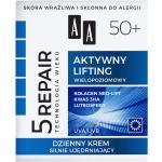 AA Techno Age Aktywny lifting dzienny krem silnie ujędrniający gesichtscreme 50.0 ml