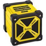 Auna TRK-861 głośnik Bluetooth bateria outdoor żółty