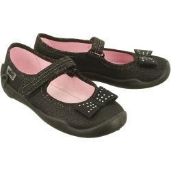 Czarne Buty dla dzieci marki Befado