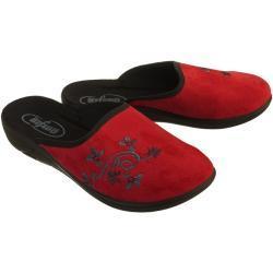 BEFADO 552D 004 JULA czerwony, kapcie damskie