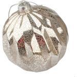 Bożonarodzeniowa ozdoba świecąca Lucera, srebrna