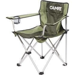 CAMPZ Krzesło aluminiowe składane, olive 2020 Krzesła składane