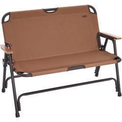 CAMPZ Krzesło aluminiowe składane Podwójny, brown 2021 Krzesła składane