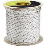 Edelrid Performance Static Rope 9,0mm x 100m, biały/czarny 2021 Liny statyczne