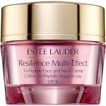 Estée Lauder Pielęgnacja twarzy Resilience Multi-Effect Tri-Peptide Face and Neck Creme SPF 15 gesichtscreme 50.0 ml