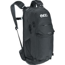 EVOC Stage Technical Performance Plecak 18l, black 2021 Plecaki z bukłakiem
