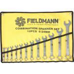 Fieldmann FDN 1010 Zestaw kluczy oczkowo-płaskich