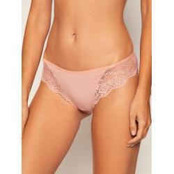 Różowa Moda damska klasyczna marki Guess