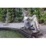 Fototapeta na ścianę fontanna z posągiem kobiety fp 2103