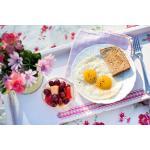 Fototapeta sadzone jajka na śniadanie fp 1064