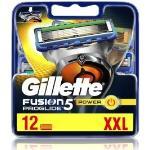Gillette Fusion5 Proglide Power ostrza golarki 12 Stk