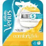 Gillette wkłady do maszynki Venus & Olay - 4 sztuki # Wpisz kod MDW2PL21 i obniż cenę o dodatkowe 20%. Kody ważne do 21.02.2021
