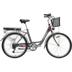 Hecht Prime Shadow Rower Elektryczny Miejski Trekkingowy Rekreacyjny Damski Akumulatorowy - Oficjalny Dystrybutor - Autoryzowany Dealer Hecht
