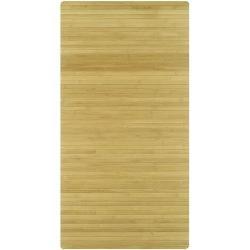 Kleine Wolke Dywanik łazienkowy Bambus, 60 x 115 cm