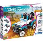 Klocki CLEMENTONI Laboratorium Mechaniki - Jeep Safari 50123