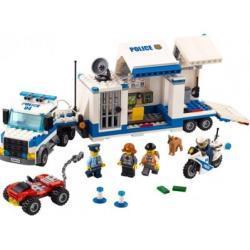 Klocki LEGO 60139 City Police Mobilne centrum dowodzenia