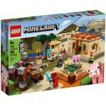 Klocki LEGO Minecraft - Najazd złosadników LEGO-21160