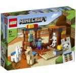 Klocki LEGO Minecraft Punkt handlowy 21167