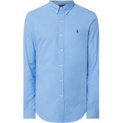 Koszula casualowa o kroju slim fit z tkaniny Oxford