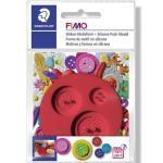 Kraftika Fimo silikonowe pleśń wytłaczania - długopisy