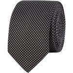 Krawat z czystego jedwabiu (5 cm)