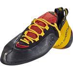 La Sportiva Genius But wspinaczkowy, czarny/czerwony EU 40 2021 Buty wspinaczkowe sznurowane
