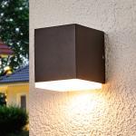 Lampa zewnętrzna LED Sarah z dyfuzorem
