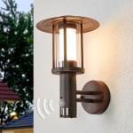 Lampa zewnętrzna Pavlos z LED i czujnikiem