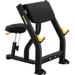 Ławka do ćwiczeń bicepsów - modlitewnik - 135 kg