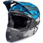 Leatt DBX 3.0 DH Kask, niebieski/czarny XL   61-62cm 2021 Kaski Fullface i Downhill