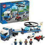 LEGO City Laweta helikoptera policyjnego 60244