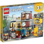 LEGO Creator 3w1 Sklep zoologiczny i kawiarenka 31097
