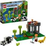 LEGO Minecraft Żłobek dla pand 21158