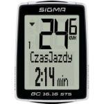 Licznik rowerowy SIGMA BC 16.16 STS CAD