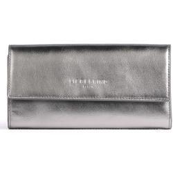Liebeskind Meryl Metallic METalia RFID Portfel srebro metalik