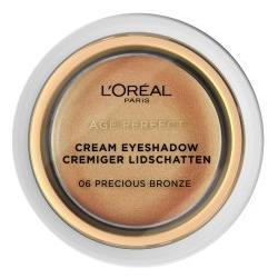L'Oréal Paris Age Perfect Cream cień do powiek 6 g Nr. 06 - Precious Bronze
