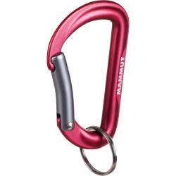Mammut Element Mini Accessory Carabiner, red-silver 2020 Breloki