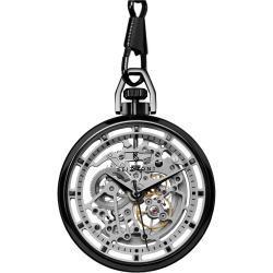 Mechaniczny zegarek kieszonkowy z widocznym mechanizmem Sigvard Agito