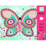 Mozaika motyl -zestaw artystyczny djeco