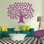 Naklejka na ścianę drzewo 2533