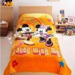 Narzuta Koc Tac - Mickey Mouse