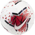 Nike Nk Strk - Fa19, 30 | Dorosłych Unisex Piłka Nożna | Biały / Laserowy Crimson / Metaliczny Czarny / Biały | 5