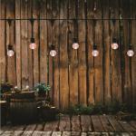 Oświetlenie ogrodowe LED ze złączem Gedest, zestaw przedłużający, 3 m