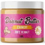 Peanut Butter 100% Peanut [ 500g ] - MP SPORT - Masło orzechowe 100% Orzechów Krem orzechowy do smarowania
