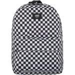 Plecak Vans Old Skool Check Backpack Black/White VN0A5KHRY281 (VA343-b)