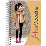 Podręczny szkicownik i notatnik rosaline miss modeline