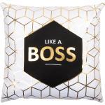 Poduszka Gold De Lux Boss, 43 x 43 cm