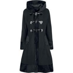 Poizen Industries Minx Coat Płaszcz