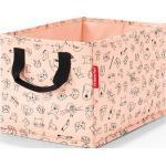 Pojemnik do przechowywania Storagebox Kids Cats and Dogs różowy