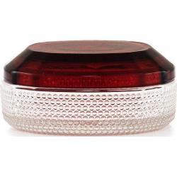 Pojemnik na biżuterię Brilliant L ciemnoczerwony